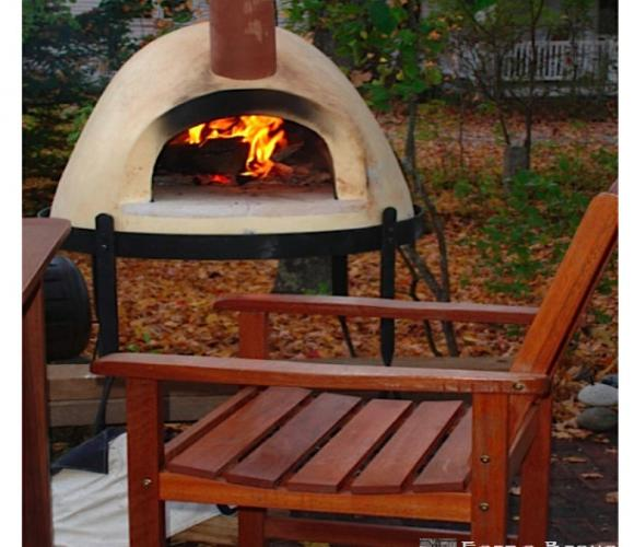 click on the file below to learn more about this outstanding line of backyard ovens and to get a head start with some fun recipes